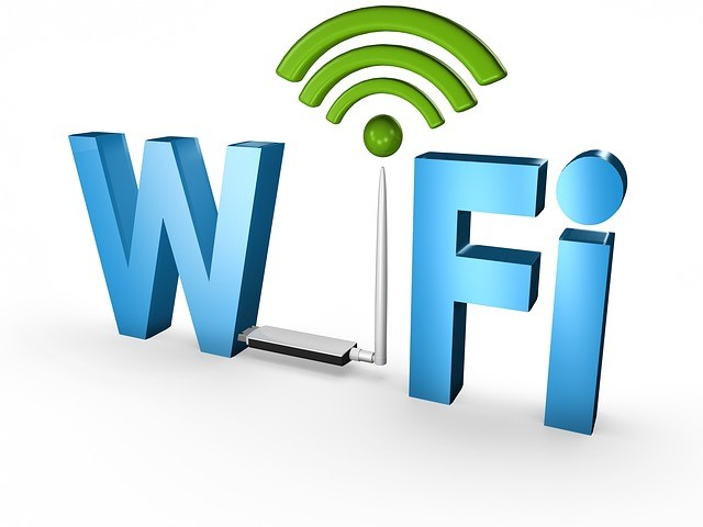restart the Wi-Fi router