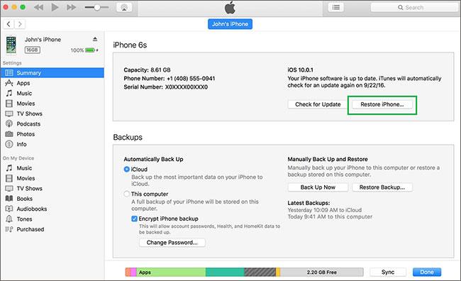 iphone loading screen