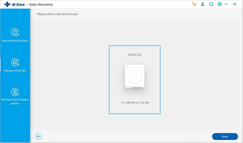 sd card recover software