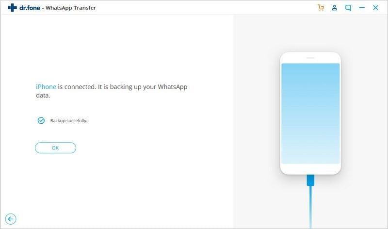 backup whatsapp chat history