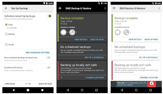 android message recovery app