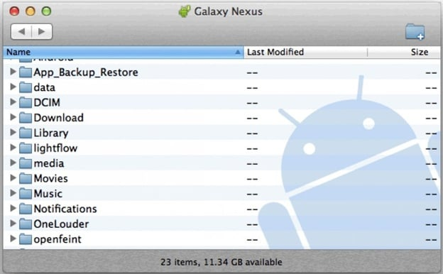 best Android file transfer Mac