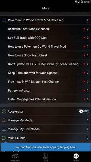 how to hack android game