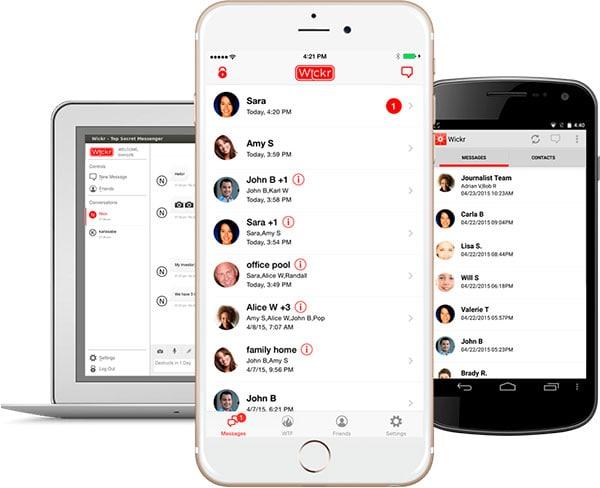 best secure messaging app ios
