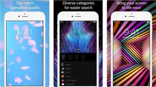 iphone water wallpaper