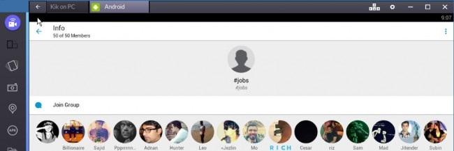 join Kik Chat Rooms