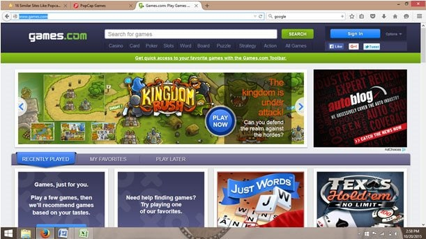 best online game emulator