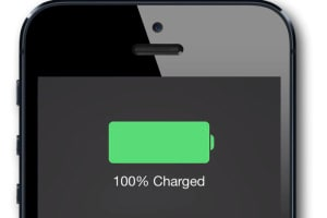 how to reset iphone battery