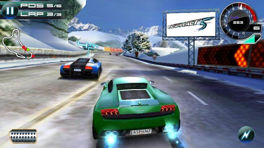 enjoy HD games android