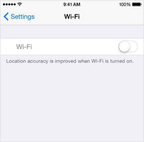 iphone 6 wifi issues