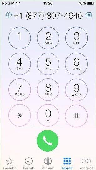 activate a new verizon iPhone