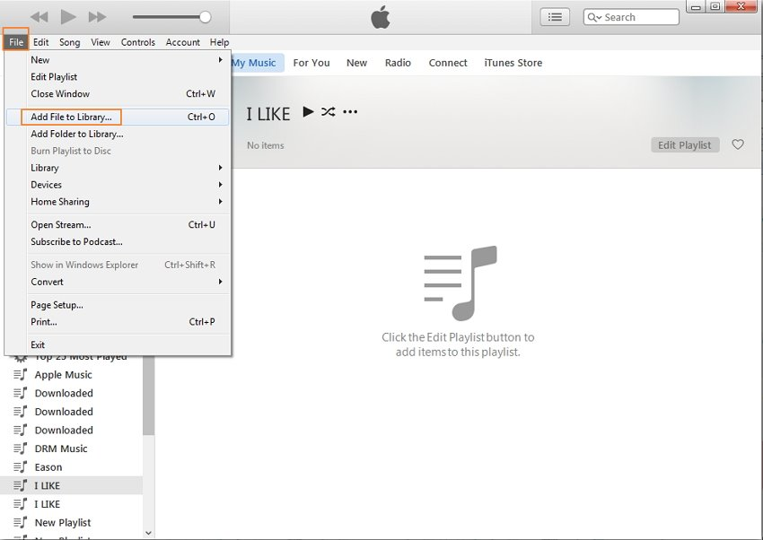 backup iPhone music to PC