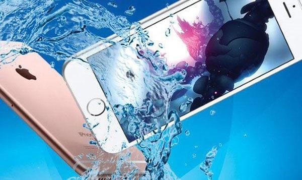 save water damaged iphone