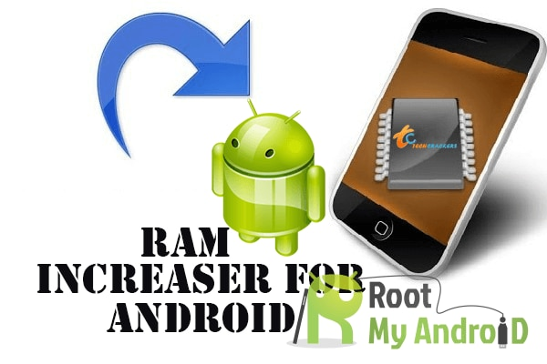 increase ram android root
