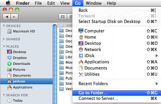 iPad backup location mac
