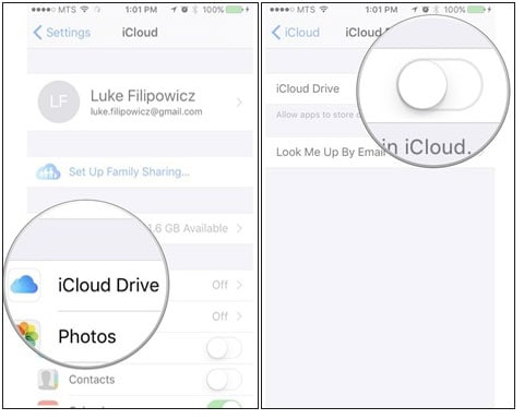 iphone storage full but nothing on phone