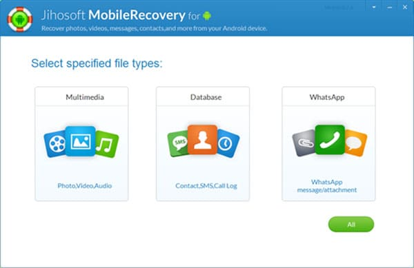 android text messages recovery app