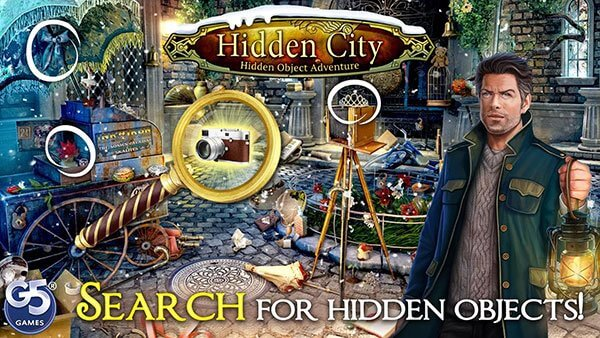 android hidden object game