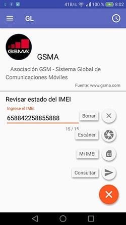 app for checking IMEI android