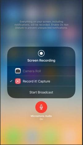 free ipad screen recorder