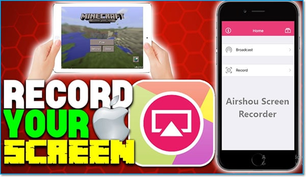 screen recorder iPad