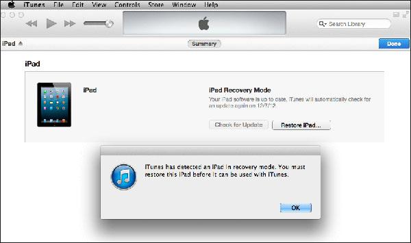 fix ipad problems