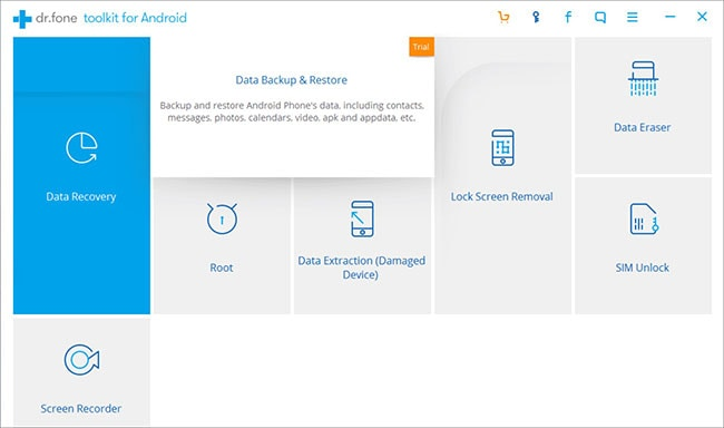software Samsung data recovery