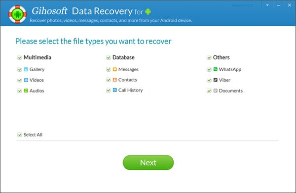 data recovery software for samsung android phone