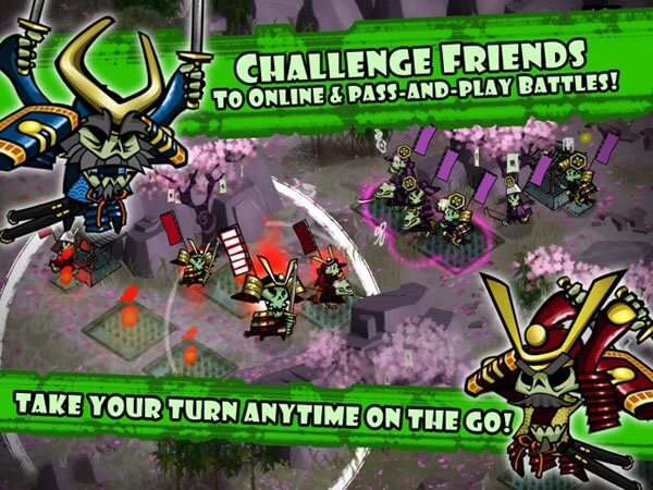 strategy games for iPhone