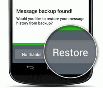 transfer whatsapp to samsung s8