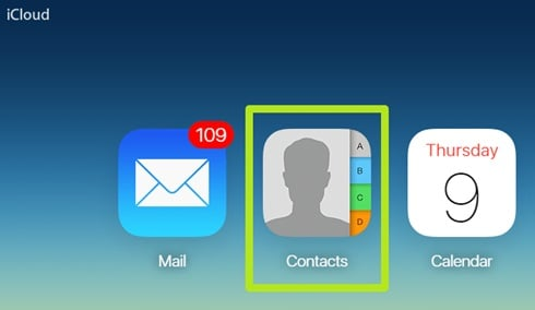 backup iphone 5 contacts to gmail