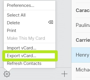 iphone 5 how to backup contacts