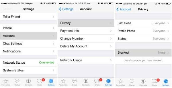 block whatsapp contact on iphone