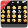 Color Emoji Keyboard Plug-in