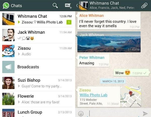 whatsapp for htc desire