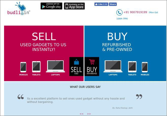 used smartphones for sale
