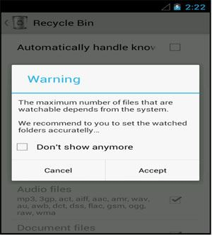 file recovery app for android