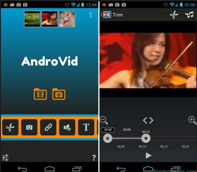 picture video maker app for android