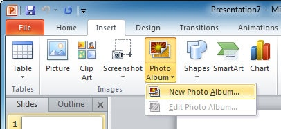 How to Create PowerPoint Photo Slideshow on Mac and Windows PC
