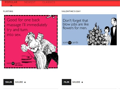 Top 10 Sites to Download Free Valentine's Day Cards/eCards