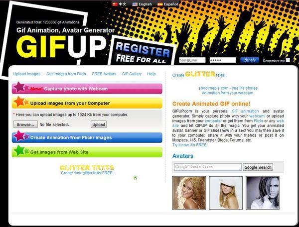gif websites
