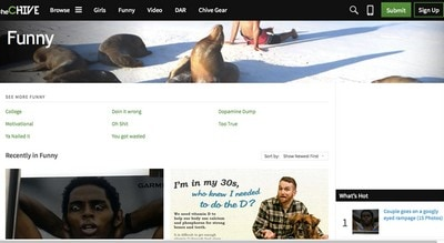 funny gif website