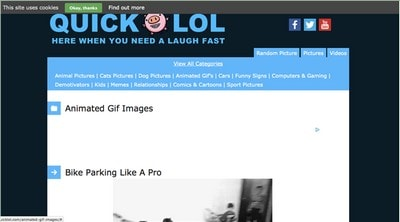 free gifs for websites