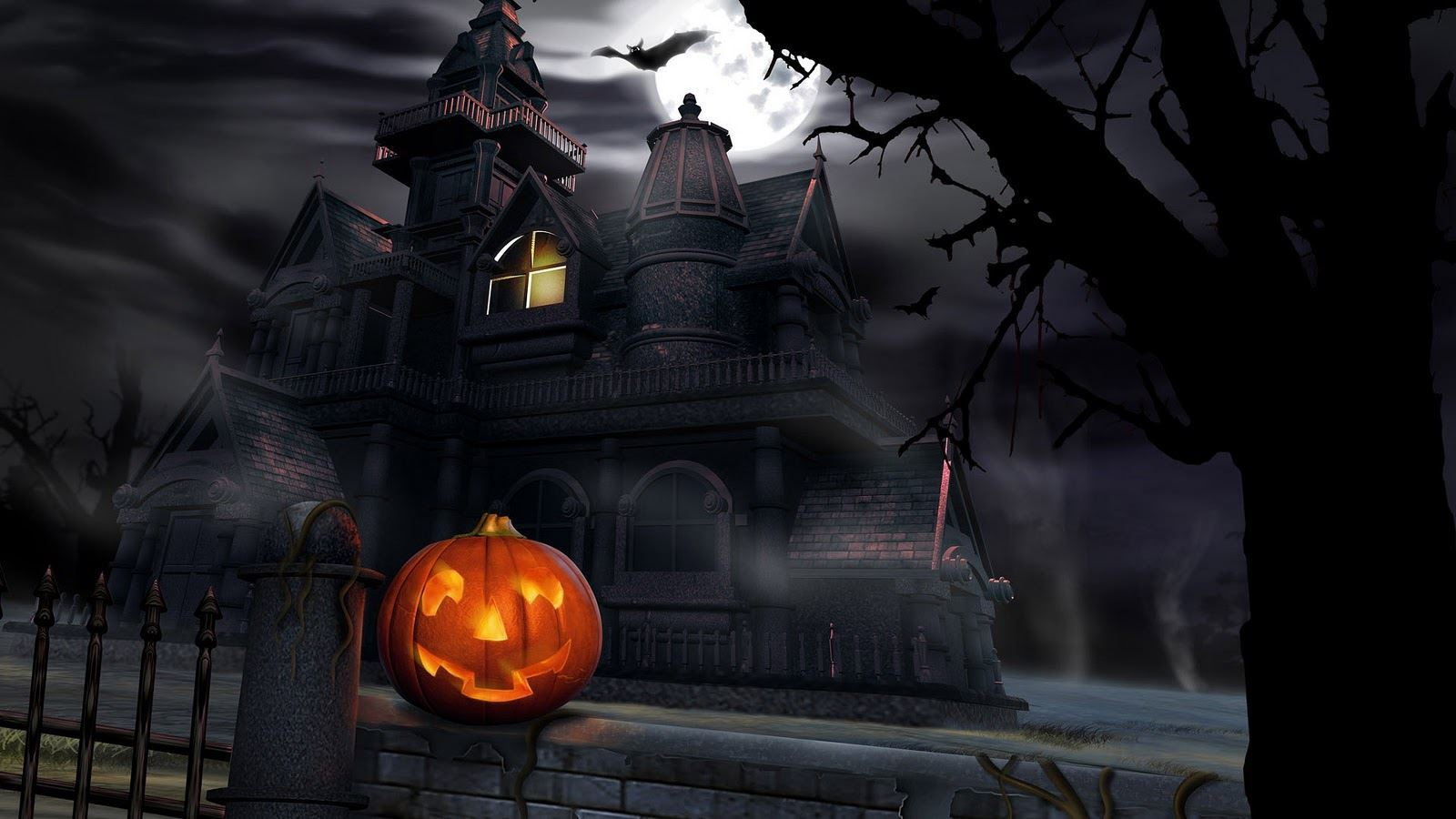 Download Free Halloween Wallpaper For Mac OS X El Capitan And Windows 10