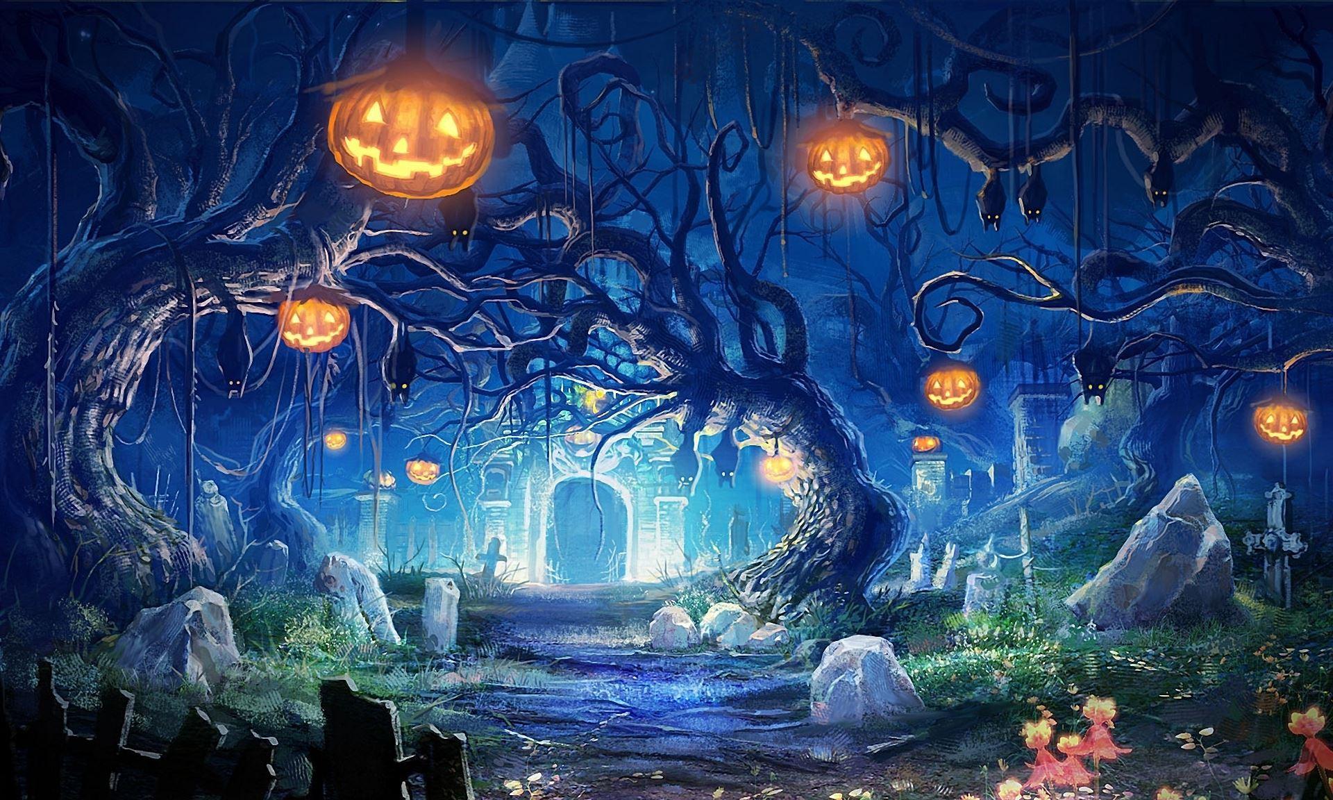 Beautiful Wallpaper Mac Halloween - halloween-wallpaper18  Picture_976765.jpg