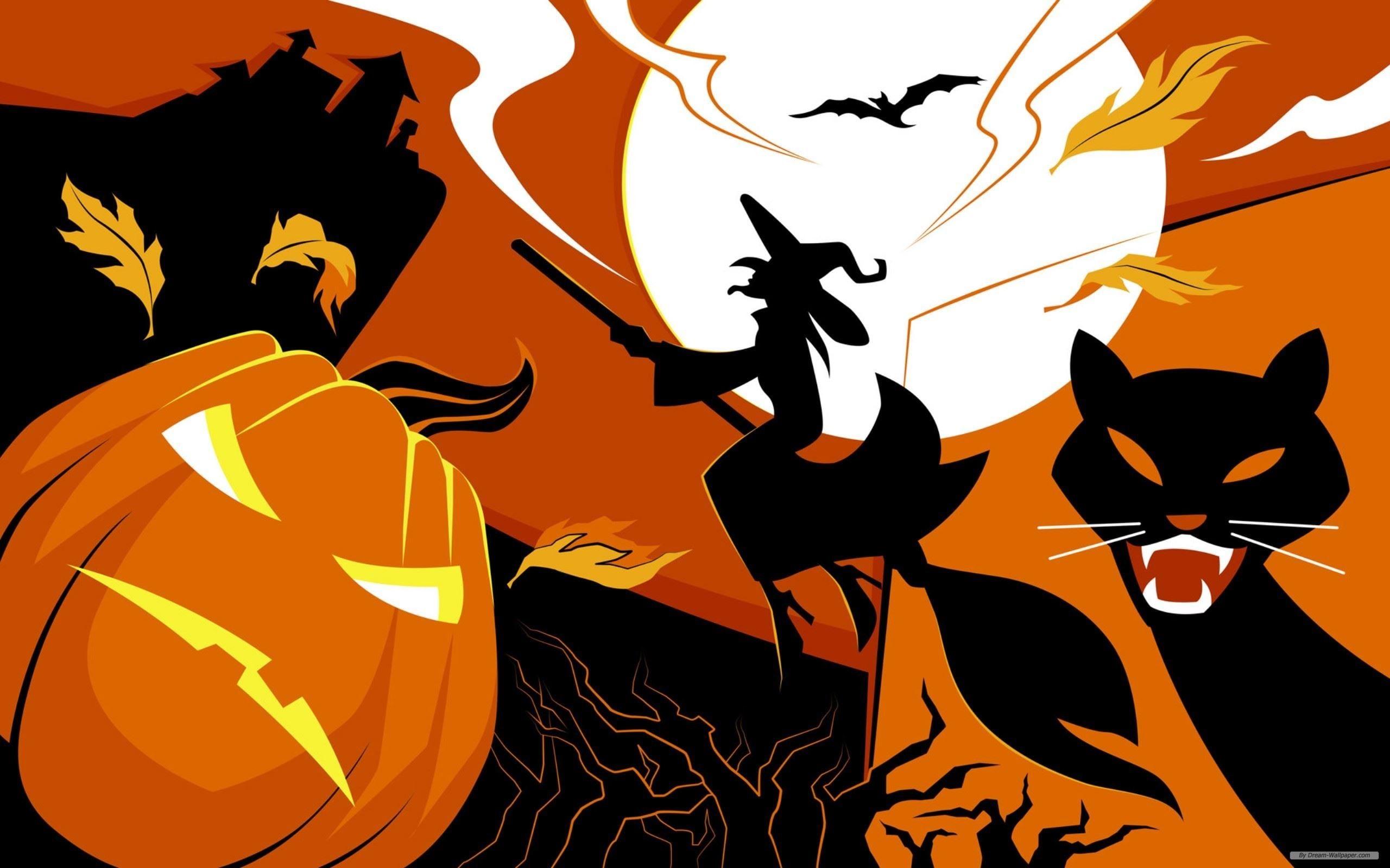 Download Free Halloween Wallpaper for Mac OS X El Capitan and Windows 10