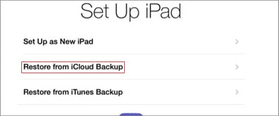 download photos from icloud to ipad