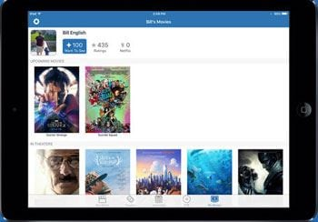 movies app for ipad