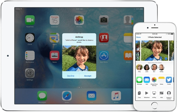 how to download photos from icloud to ipad