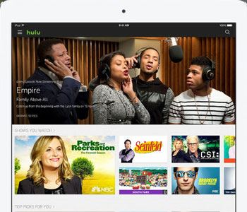 stream movies on ipad free